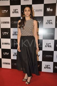 Arjun Kapoor and Alia Bhatt launch the trailer of 2 States | PINKVILLA