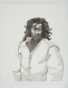 Untitled (Stono Drawing) Kerry James Marshall