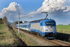 CD 380 008 3 Ceske Drahy CD 380 at Bujanov, Czech Republic by Jaroslav Dvorak Location Map, Photo Location, Diesel, Rail Transport, Czech Republic, Transportation, Around The Worlds, Image, Trains