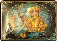 Федоскинская лаковая миниатюра - Галерея музея Хогвартса