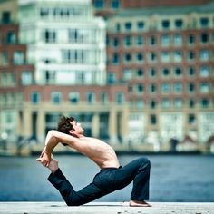 Beautiful #yoga, #photography, #500px, male, guy, man, by John Gillooly, via 500px