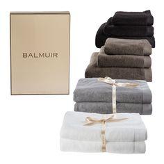 Balmuirs lyxigt mjuka Lugano-handdukar är tillverkade av bästa 720 gr bomull. Det omfattande färgsortimentet gör det möjligt för dig att kombinera olika Lugano, Bomull, Different Colors, Towel, Colours