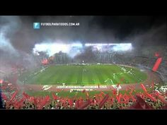 Una fiesta Monumental. River - Boca. Semifinal Copa sudamericana. FPT