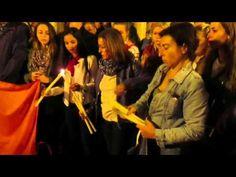CONCENTRACIÓN EN ELCHE #JeSuisParis (14/11/2015)