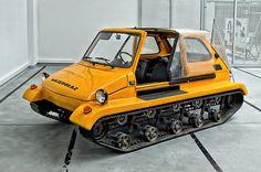 Fiat 126 Ratac