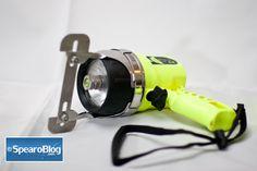 Light Mounted Lobster Gauge | SpearoBlog.com