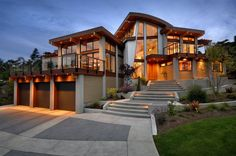¿Te imaginas viviendo en este hogar? #DreamHouse | http://arquitecturatoday.com/arquitectura-today/te-imaginas-viviendo-en-este-hogar-dreamhouse/