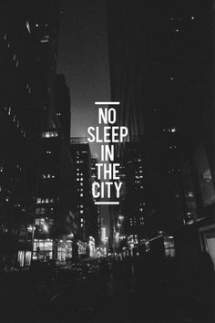 Up all night #NYCLove