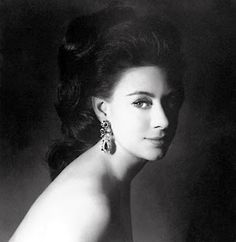 Princess Margaret Rose (21 Aug 1930-9 Feb 2002) of York, Windsor, Countess of Snowdon, UK. Margaret is the 2nd & last child of George VI (14 Dec 1895-6 Feb 1952) UK & Elizabeth (Elizabeth Angela Marguerite Bowes-Lyon) (Queen Mum) (4 Aug 1900-30 Mar 2002) UK.