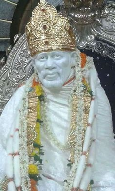 Happy Baba's Day to all...om sai ram