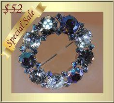 SALE Karu Arke Inc. Stunning Vintage Jewelry by DLSpecialties, $28.00