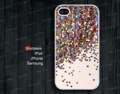 Hey, I found this really awesome Etsy listing at https://www.etsy.com/listing/161325823/sparkle-glitter-iphone-5-case-iphone-5s