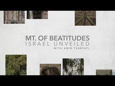 Amir Tsarfati: Israel Unveiled Volume 1: Mount of Beatitudes - YouTube Mount Of Olives, Sea Of Galilee, Time News, Beatitudes, Jerusalem Israel, Bible Teachings, The Kingdom Of God, Holy Land, Heaven On Earth