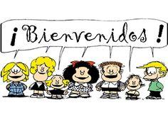 Bienvenidos a la clase de espanol!