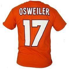 """#Christmas Extra Info Denver Broncos Majestic Brock Osweiler NFL """"Eligible Receiver II"""" Orange Men's T-Shirt (Large) for Christmas Gifts Idea Promotion . Picking a Christmas apparel  demands a few familiarity with meets that will more shapely just about every form, ideal style social grace, along with how you can personalize the gown. Learning what sty..."""