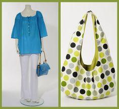 inspiration patron gratuit sac couture