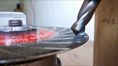 Angle Grinder Hack || Make Drill Bit Sharpner Tools