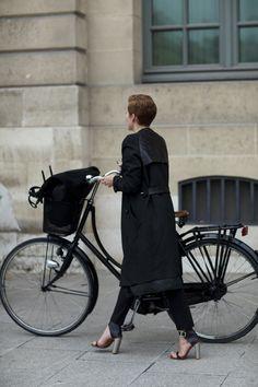 Dutch ride.