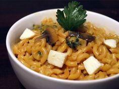 Risotto de coquillettes, champignons, tomate et mozzarella | Le Journal des Femmes