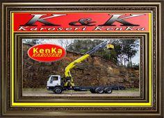 Truck Crane Kapasitas 10 Ton >> KAROSERI KENKA