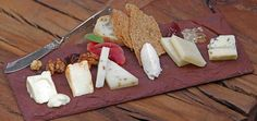 """One of Talula's Garden's signature cheese presentations, known as """"not your granny's"""" cheese plate."""" (Akira Suwa / Staff Photographer)"""