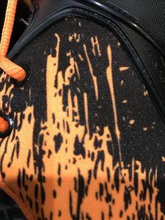 Prince Warrior black and orange. Prince Warrior, Warrior Shoes, Orange, Black, Black People