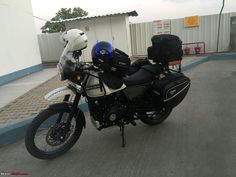 Image result for royal enfield himalayan accessories