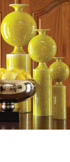 Incroyable Yellow Decor | Yellow Home Decor | Yellow Home Accessories | Yellow Vases  For Sale | Yellow Bowls For Sale | Yellow Jars For Sale | Yellow Vases |  Yellow ...