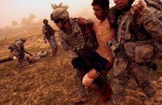 Chris Hondros/Getty Images. Iraq conflict. June 2007