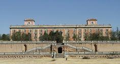Palacio del Infante Don Luis, de Boadilla del Monte (Madrid) - Sitios de España