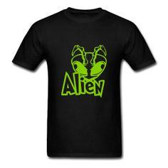Alien Insectoid T-Shirt #Tshirt #Alien #Insectoid #Them #SciFi #extraterrestrial Classic-cut standard weight t-shirt for men, 100% pre-shrunk cotton, Brand: Gildan