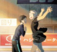 Read 12 from the story Victor's the type of boyfriend by with reads. Victor è il tipo di ragazzo che. Me Anime, I Love Anime, Otaku Anime, Anime Guys, Manga Anime, Anime Art, Manhwa, 19 Days Manga Español, Kagami Kuroko