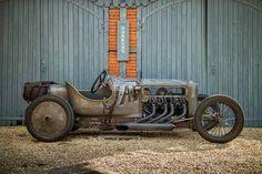pinterest.com/fra411 #classic #car - 1908 JAP V8 Aero