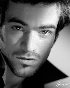 Romain Duris by Studio Harcourt
