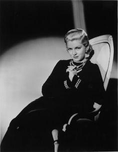 Claire Trevor, the queen of film noir.