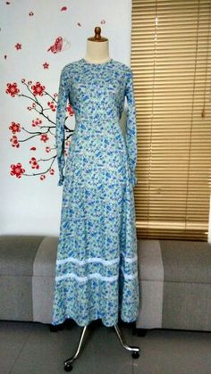 Blue sakura