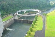 Pictures of the most unusual and unique bridges around the world. Images of beautiful and weird bridge designs.