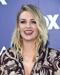 January Jones Hair, Hairstyle, Haircut, Hair Color. January Jones hairstyles - all types of latest hair related images, styles, hair extensions, etc.