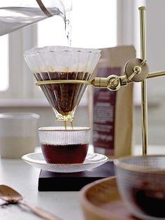 Tendencias desde Ambiente 2017: cafetera de filtro de Bloomingville, que lleva el diseño a su mínima expresión, sin resignar sabor.