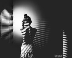 Shadow game... by Ilya Rashap #noir #noirnation