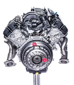 Ford's All-New Shelby GT350 5.2L V8 to Produce 526 Horsepower: Ford Motor Company's newest engine, the Ford 5.2L flat-plane crankshaft V8, will produce an impressive 526 horsepower and 429 lb.-ft. of torque.