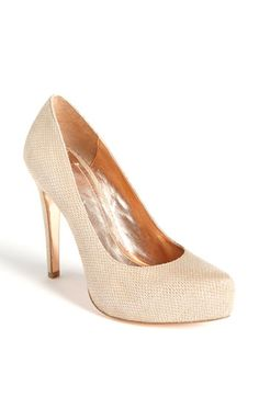 fed27623a BCBGeneration 'Parade' Pump | Nordstrom They're actually really cute in  both nude