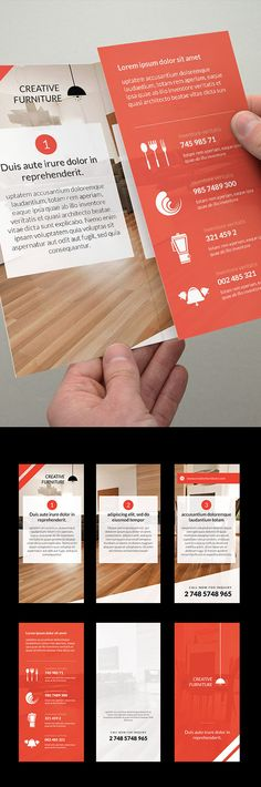 Creative TriFold Brochure on Behance