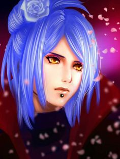 Konan Beautiful Wallpaper ♥♥♥ #Akatsuki #TeamJiraiya #Pain #Papers #FanArt