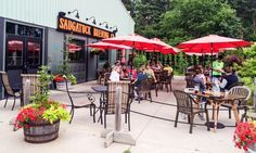 Saugatuck Brewing Company in Saugatuck, Michigan | EpicureanTravelerBlog.com