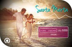 ¡Tu #Lunademiel soñada en el Caribe es una realidad! Vuela a #SantaMarta ☀  6372380 / 6372382 astravel@astravel.com.pe
