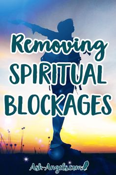 Removing Spiritual Blockages. A spiritual blockage can really be anything that is creating resistance, and blocking you from the full perspective of your infinite potential, radiant gifts, and incredible light... Learn how to clear them now with direct angelic assistance. #spiritual #angelmessage