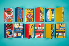 Calepino x atelier bingo. / BONS BAISERS de MARTINIQUE / Limited edition (150 copies) / Available here : http://en.calepino.fr/s/33184_223019_bons-baisers-de-martinique #notebook #colour #tropical #calepino