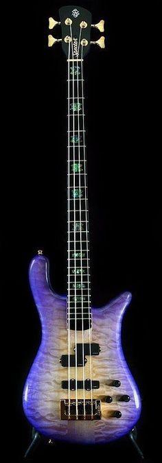 Spector bass #BassGuitar #Guitartypes
