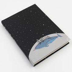 木与石原创记事本日记本手绘本空白内页创意可爱笔记本文具本子厚